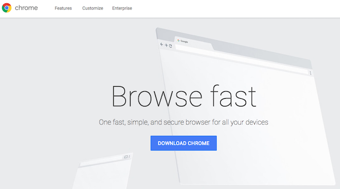 The Easy Guide to Google Chrome chrome download screen 670x373