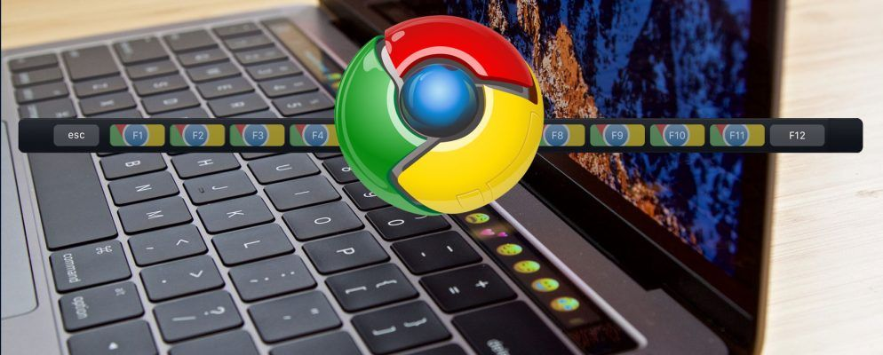 Chrome Supports the MacBook Touch Bar: Here's What You Can Do With It