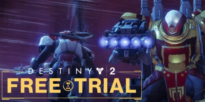 You Can Now Try Destiny 2 for Free
