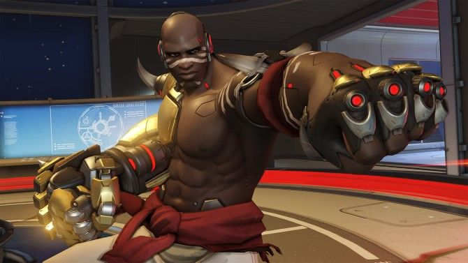 A Beginner's Guide to Overwatch Heroes doomfist