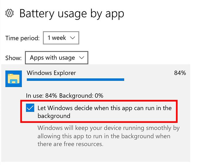 How to Save Battery Life in Windows 10 With Power Throttling enable power throttling app