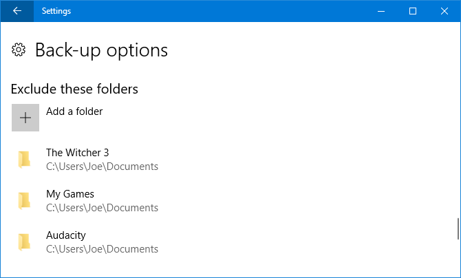 how to back up outlook email with windows 10 file history