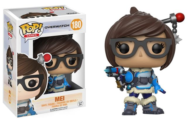 10 Gifts for the Science Fiction Fan in Your Life funko pop mei