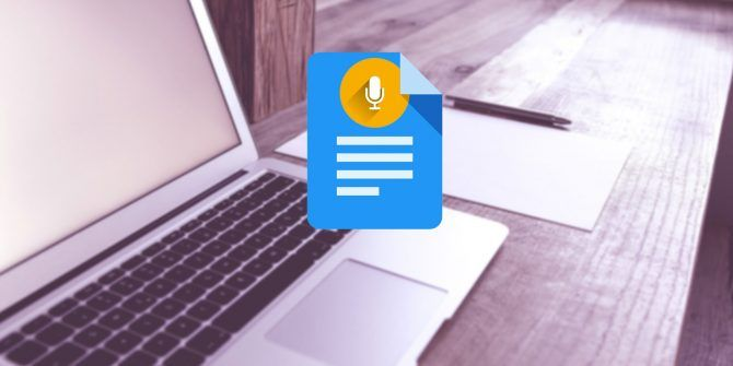 Google Doc's Voice Typing: A Secret Weapon for Productivity