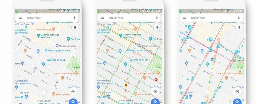 Google Maps Now Uses Landmarks For Directions