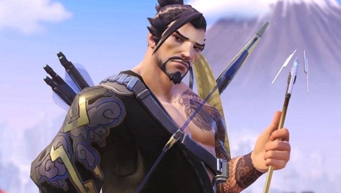 A Beginner's Guide to Overwatch Heroes hanzo