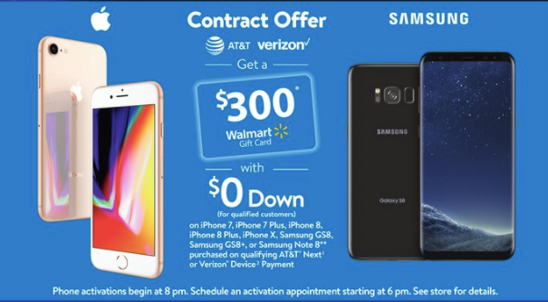 Best Walmart Black Friday Deals iPhone Samsung Black Friday