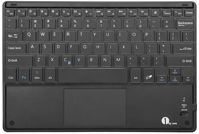 best wireless all-in-one keyboards