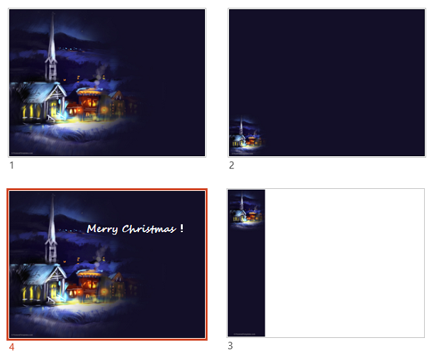 Find Free Printable Microsoft Office Templates for Christmas Here