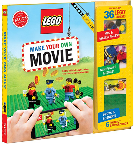 10 Great Gifts for Movie Lovers of All Ages lego movie kit 464x500