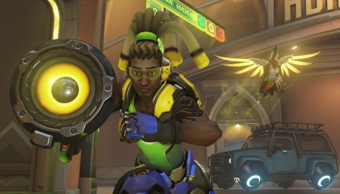 A Beginner's Guide to Overwatch Heroes lucio