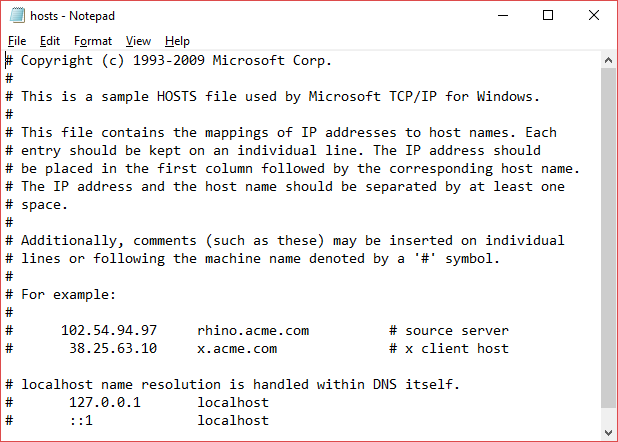 The Complete Malware Removal Guide malware removal hosts file windows
