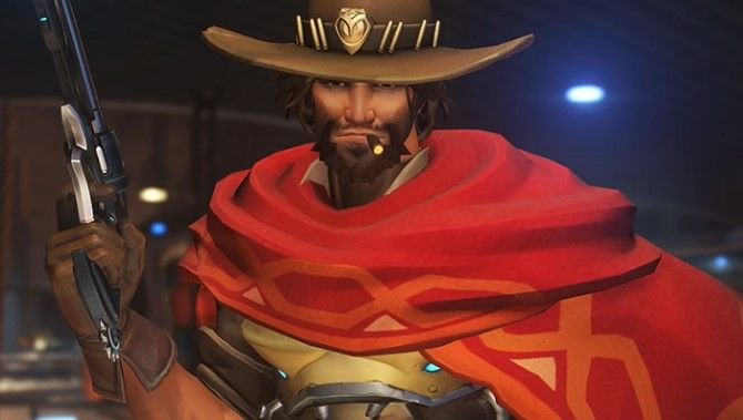 A Beginner's Guide to Overwatch Heroes mccree