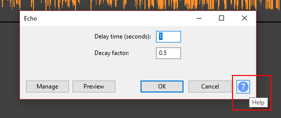 new audacity features