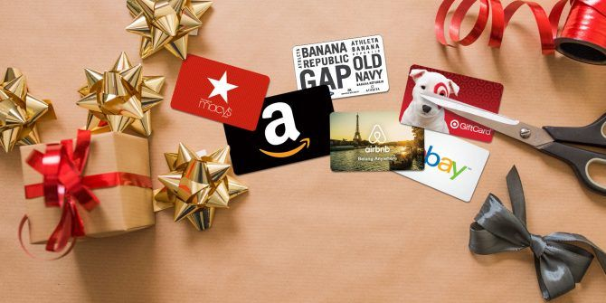 Surprise Everyone With the Perfect Gift Cards This Christmas