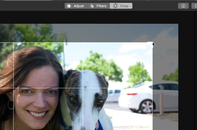edit organize images with the new macos photos app