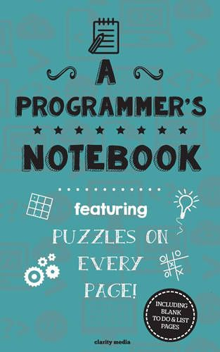 Programmer's puzzle notebook