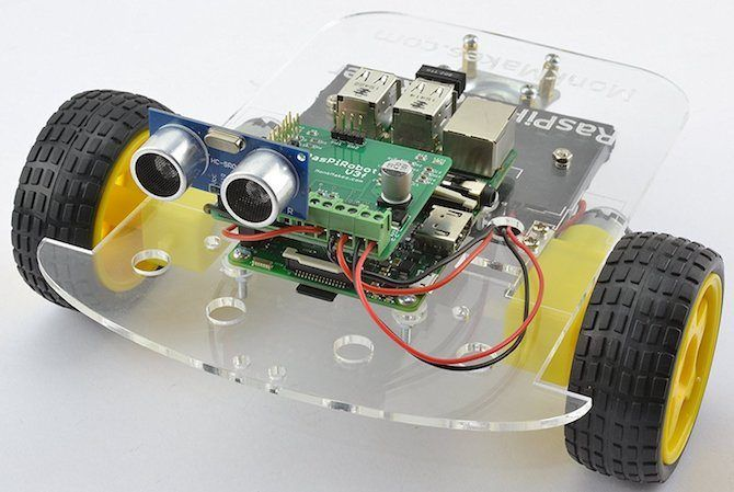 10+ Gift Ideas for Anyone Who Owns a Raspberry Pi raspberry pi gifts raspirobot rover 670x449