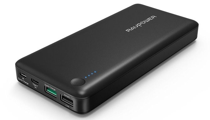 cool gadgets never leave home without power bank