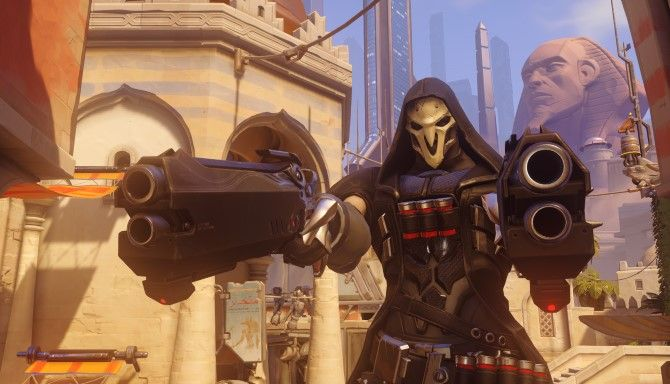 A Beginner's Guide to Overwatch Heroes reaper