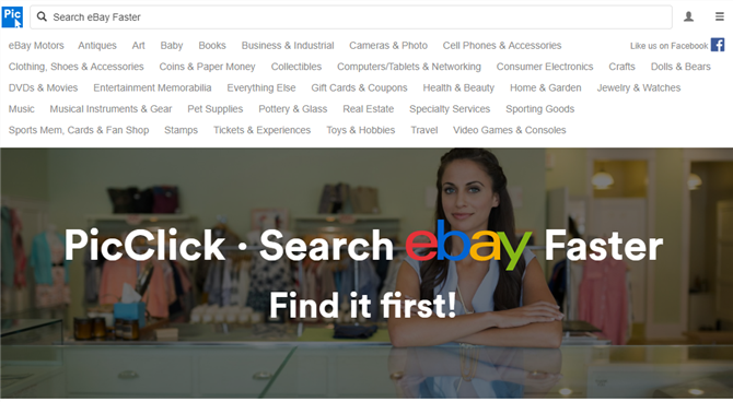 The MakeUseOf Online Shopping Guide search ebay pickclick 670x368