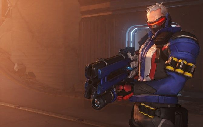 A Beginner's Guide to Overwatch Heroes soldier 76