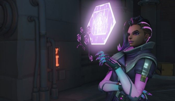 A Beginner's Guide to Overwatch Heroes sombra