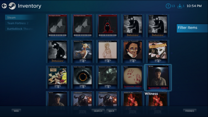 steam-big-picture-mode-trading-cards