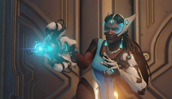A Beginner's Guide to Overwatch Heroes symmetra