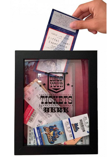 10 Great Gifts for Movie Lovers of All Ages ticket stub 343x500