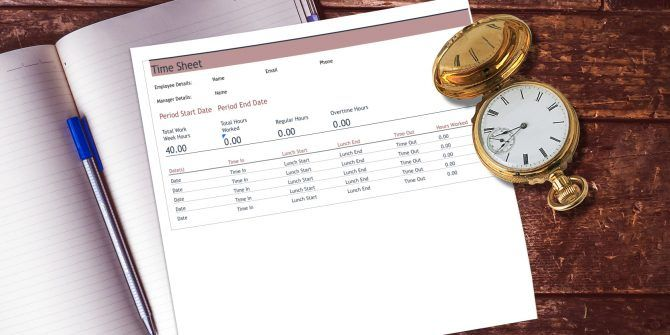 Need a Timesheet Template to Track Your Hours? Here Are 12!