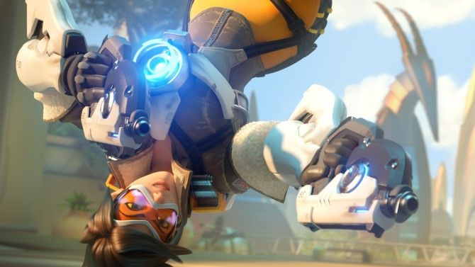 A Beginner's Guide to Overwatch Heroes tracer