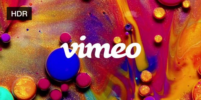 Vimeo Adds Support for HDR and 8K Video
