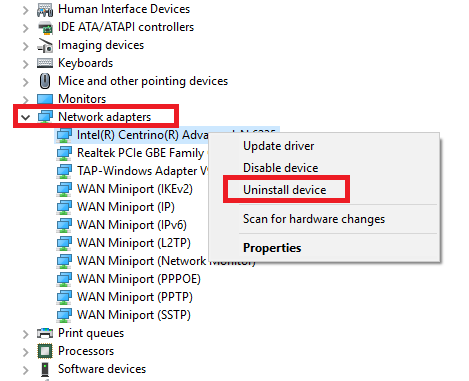 wi-fi problems in windows 10 troubleshooting fix