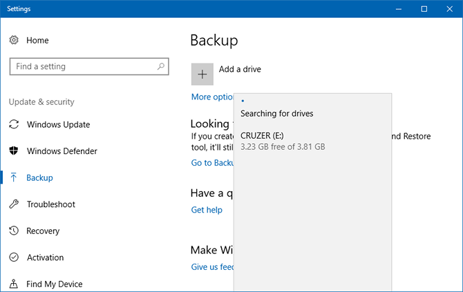 The Windows Backup and Restore Guide windows file history 2