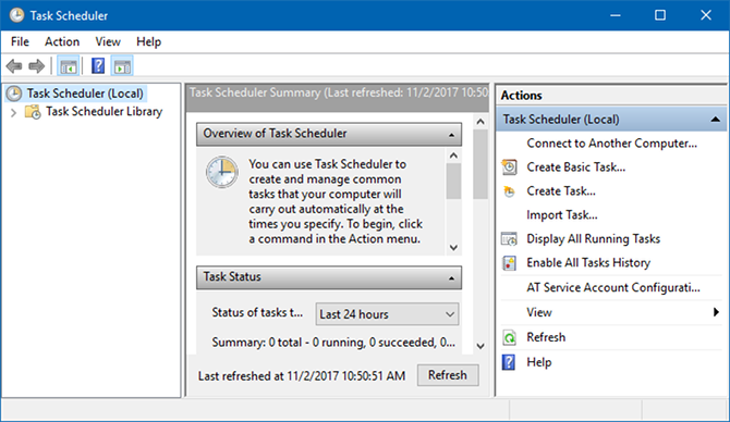 The Windows Backup and Restore Guide windows task scheduler 1