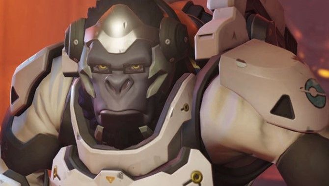 A Beginner's Guide to Overwatch Heroes winston