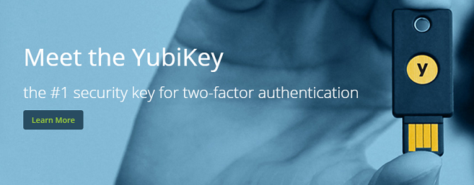 What Are U2F Keys and Where Are They Supported? yubikey 670x262