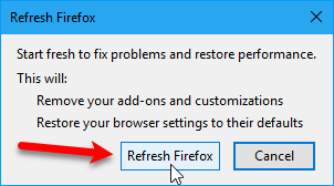 frequently asked questions about firefox
