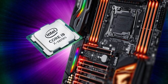 A Short Guide to X299 Motherboards and Intel Core i9s