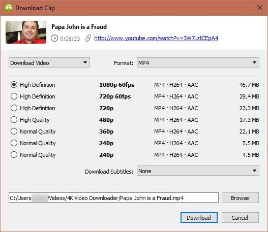 4K Video Downloader Downloads YouTube Playlists, Channels, and More 4K Video Downloader Download Video