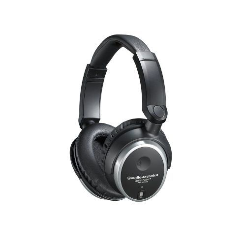 Best Noise Canceling Headphones for Audiophiles - Audio-Technica ATH-ANC7B