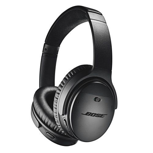 Best Noise Canceling Headphones - Bose QC 35 Series II