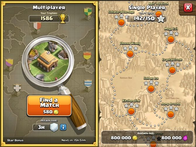 lesser known clash of clans tips tricks