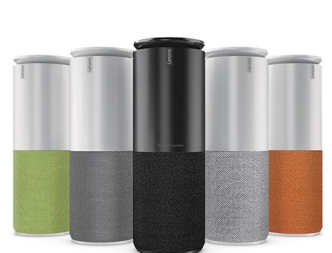 lenovo smart assistant infinity smart speaker