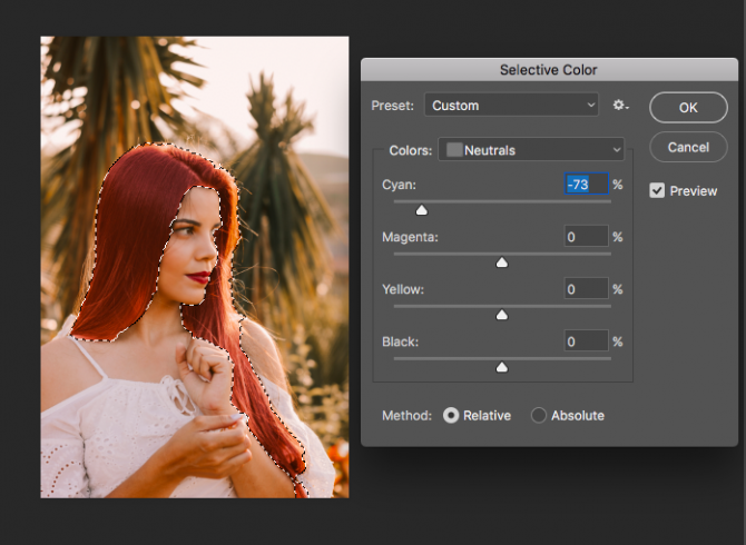 How to change hair color in photoshop how to change hair color in photoshop photoshop hair color method 1 e1513303615539 ccuart Images