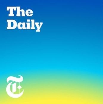 The Daily - best podcasts of 2017