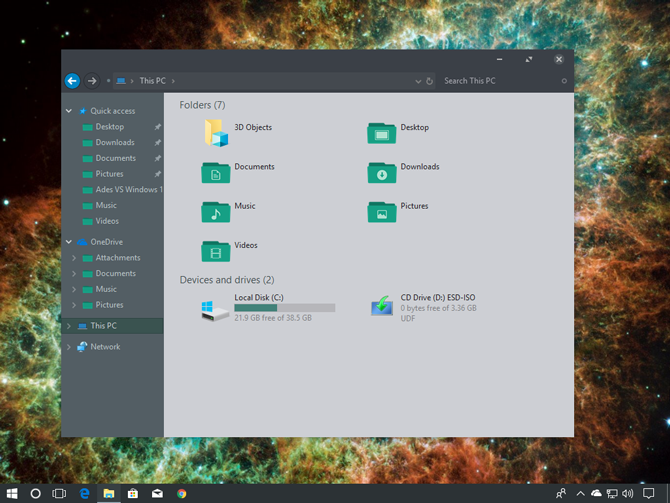 How to Customize Windows 10: The Complete Guide ades theme complete