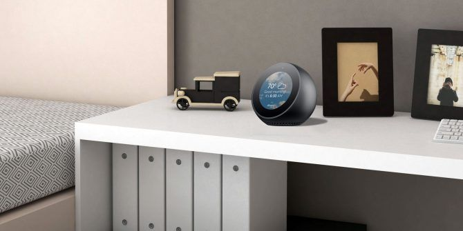Everything You Should Know About the Amazon Echo Spot
