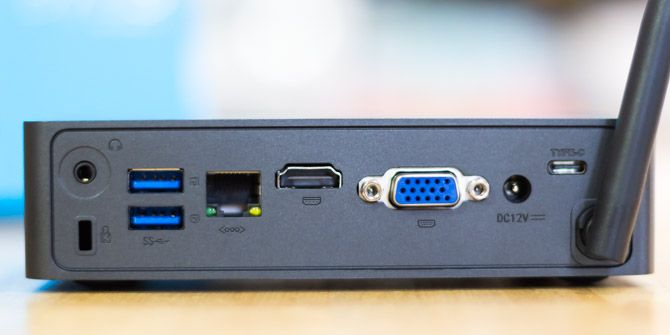 Azulle Byte 3 Review: This Tiny, Fanless Mini PC Does Everything azulle byte 3 rear ports